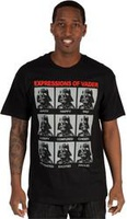 Expressions Darth Vader Shirt
