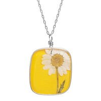 Birth Month Flower Necklace - April