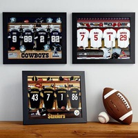 Personalized Locker Room Prints