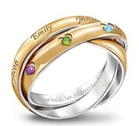 Mother's Day Women's Rings Gift