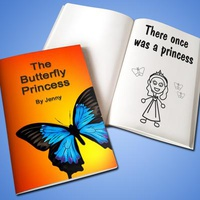 Personalized Childrens LoveBook - Soft Cover