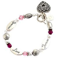 Personalized Sentiment Bracelets
