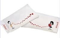 Personalized Key To Their Hearts Pillowcase Set
