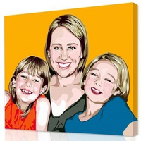 Handcrafted Mother's Day Gifts And Portraits