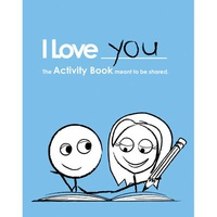 Activity Books For Couples - Male/Female