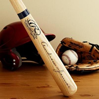 Personalized Engraved Baseball Bat