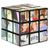 Custom Personalized Photo Rubik's Cube