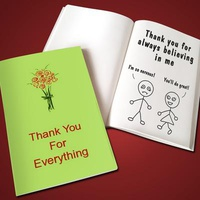Personalized 'Thank You' LoveBook - Soft