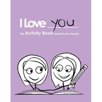 Activity Books For Couples - Female/Female