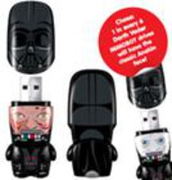 32GB Darth Vader MIMOBOT USB Flash Drive Flash Dri