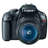 Canon EOS Rebel T3 SLR Camera Kit With EF-S 18-55m
