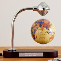 Personalized Levitating Globe