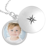 photo locket gift for new moms