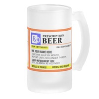 beer prescription mug