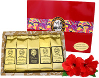 kona coffee sampler valentines day gift for him