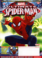 spiderman comic book subscription gift for nephews