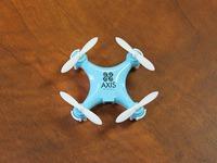AERIX Drones: TURBO-X Drone - Blue