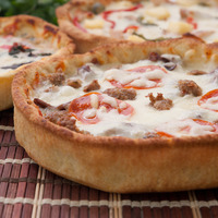 Pizza Of The Month Club - 3 Months