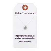 Follow Your Dreams Locket