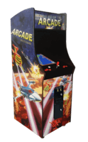 Arcade Classics Upright Arcade Machine