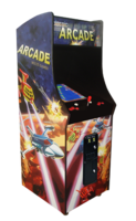 Arcade Classics Upright Arcade Machine