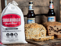 DIY beer bread making kit for dudes and brew masters
