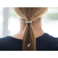 Pulleez: Sliding Hair Tie - Metals