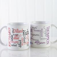 Personalized Coffee Mugs - My Name - Signature..