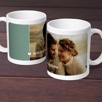 Mini Hearts - Personalized 11 Oz. Premium Mug
