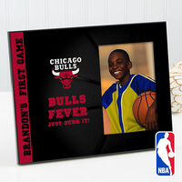 Personalized NBA Basketball Picture Frames