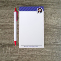 A Note From Me - Personalized Note Pad