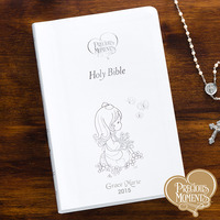 Personalized Childrens Bible - Precious Moments..