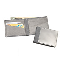stainless steel wallet gift idea for tween boy