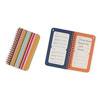 password reminder notebook gift for forgetful tech savvy grandmothers