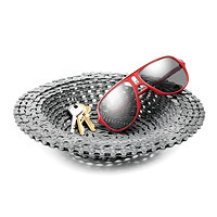 bike chain bowl gift for man
