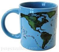 Global Warming Mug - Mug Changes When You Add Hot