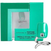 SEPHORA+PANTONE UNIVERSE Emerald Tip Nail Ring Eme