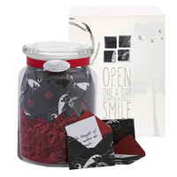 Romantic Scripts Keepsake Jar Of Messages