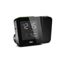 Braun Tilt Projection Alarm Clock