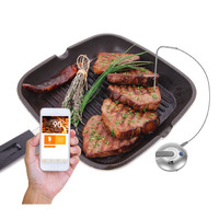kalorik wireless bluetooth meat thermometer app gift for valentines day