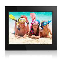 Aluratek 15 High-Resolution Digital Photo Frame