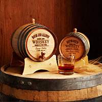 personal whiskey barrel