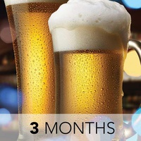Beer Of The Month Club - 3 Months With Free Shippi