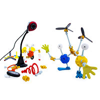 stop motion DIY animation kit for tech genius creative nephews
