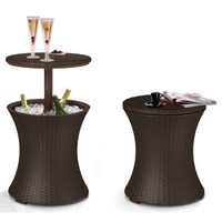Outdoor Table Cooler Bar