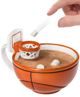 The Handcrafted Basketball Mug