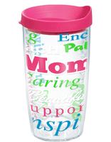 Tervis Definition Of Mom Wrap With Lid 16-Ounce..