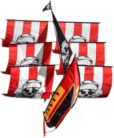 totally amazing pirate ship kite gift for nephew