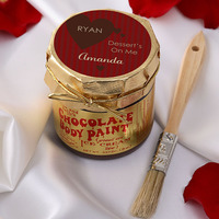 Personalized Chocolate Body Paint - Desserts On..