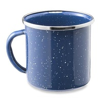 GSI Outdoors Baked Enamelware Cup - 12 Oz.
